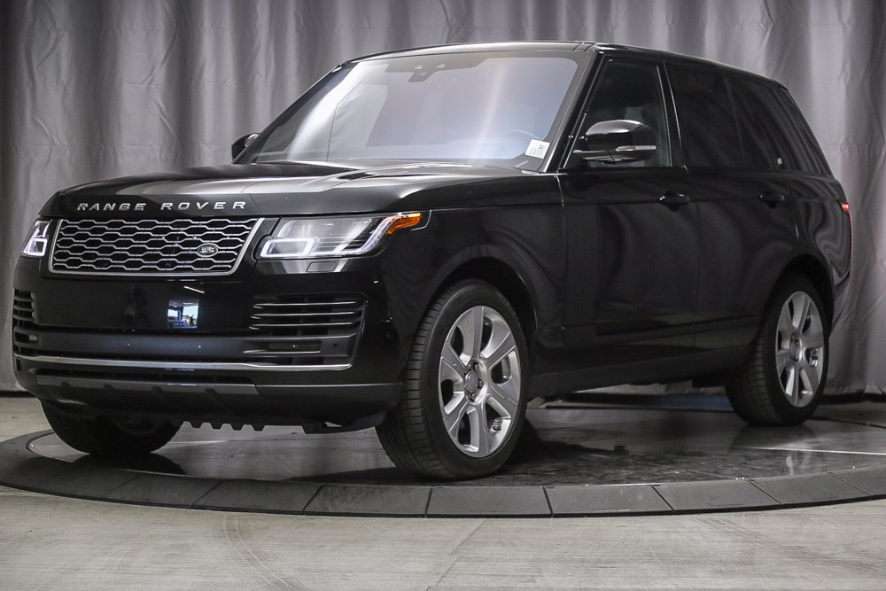 Pre-Owned 2019 Land Rover Range Rover SC