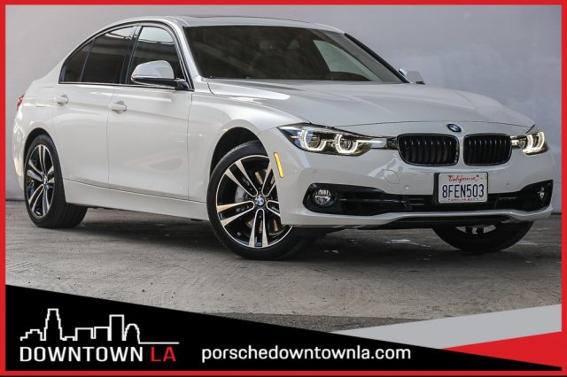 Pre-Owned 2018 BMW 3 Series 340i