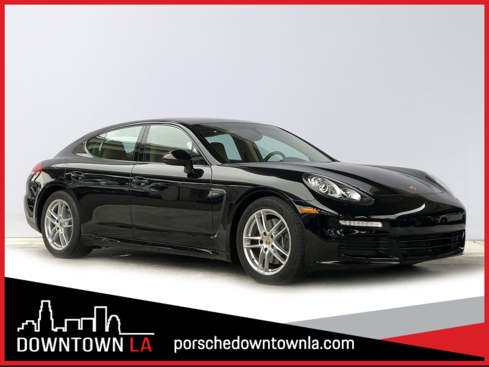 Certified Pre-Owned 2016 Porsche Panamera With Navigation