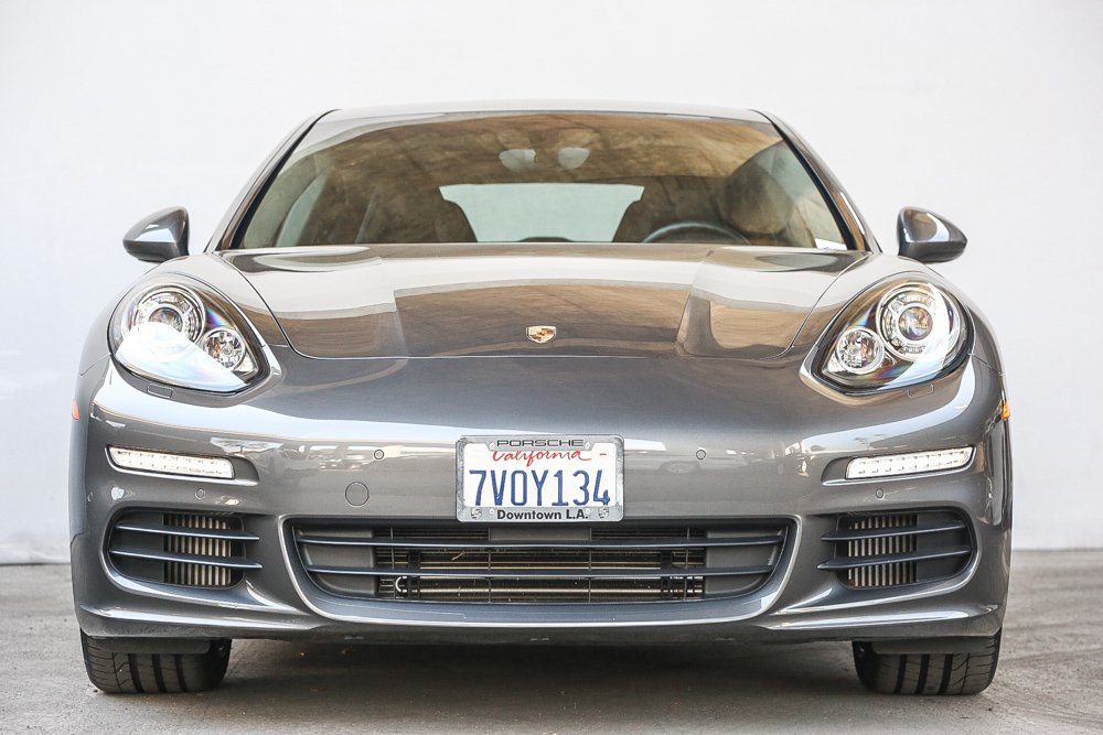 Certified Pre-Owned 2016 Porsche Panamera S