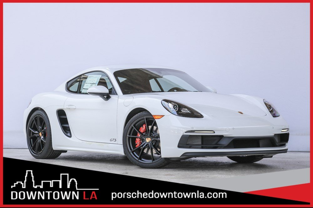 New 2018 Porsche 718 Cayman GTS RWD 2dr Car