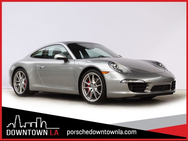 Certified Pre-Owned 2016 Porsche 911 Carrera S RWD 2dr Car