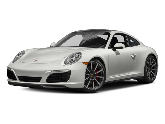 Certified Pre-Owned 2017 Porsche 911 Carrera 4S With Navigation & AWD