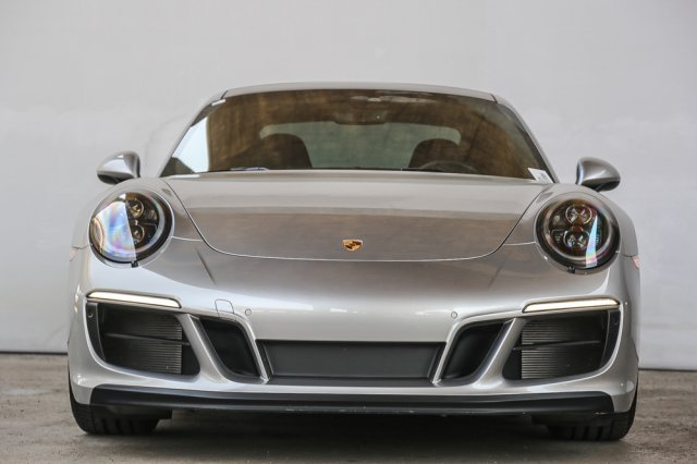 Certified Pre-Owned 2018 Porsche 911