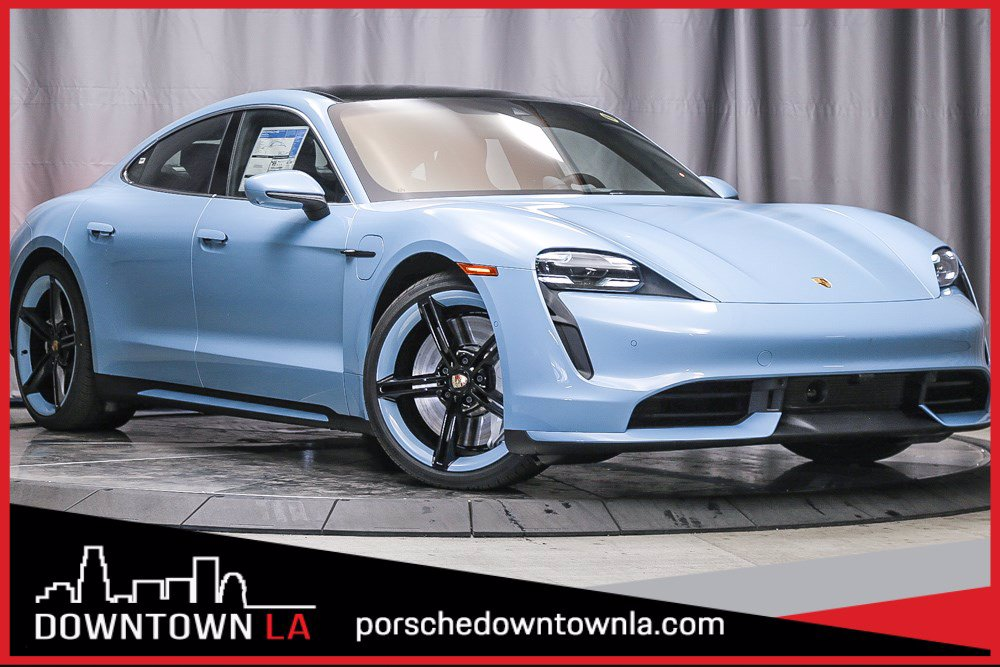 New 2020 Porsche Taycan Turbo 4dr Car In Los Angeles P20a71346 Porsche Downtown La
