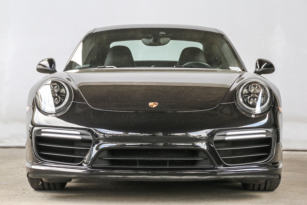 Certified Pre-Owned 2017 Porsche 911 Turbo