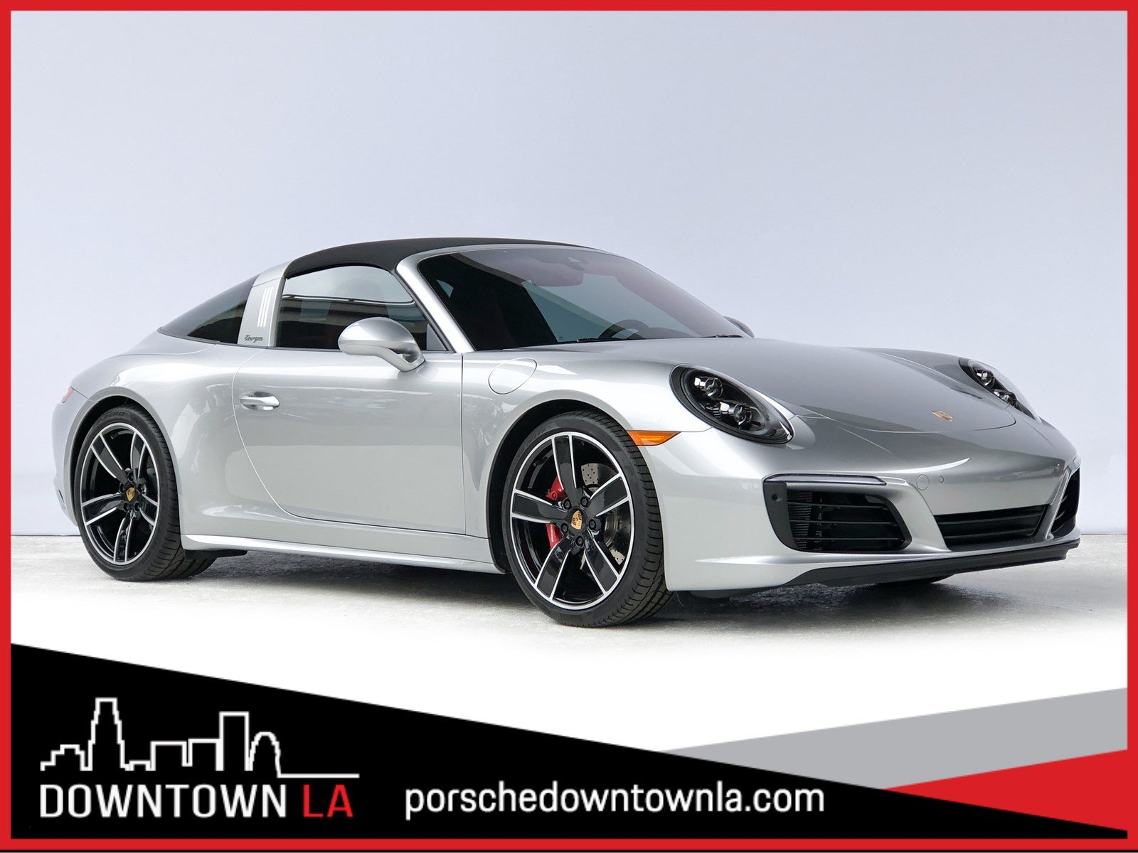 Certified Pre-Owned 2018 Porsche 911 4S AWD