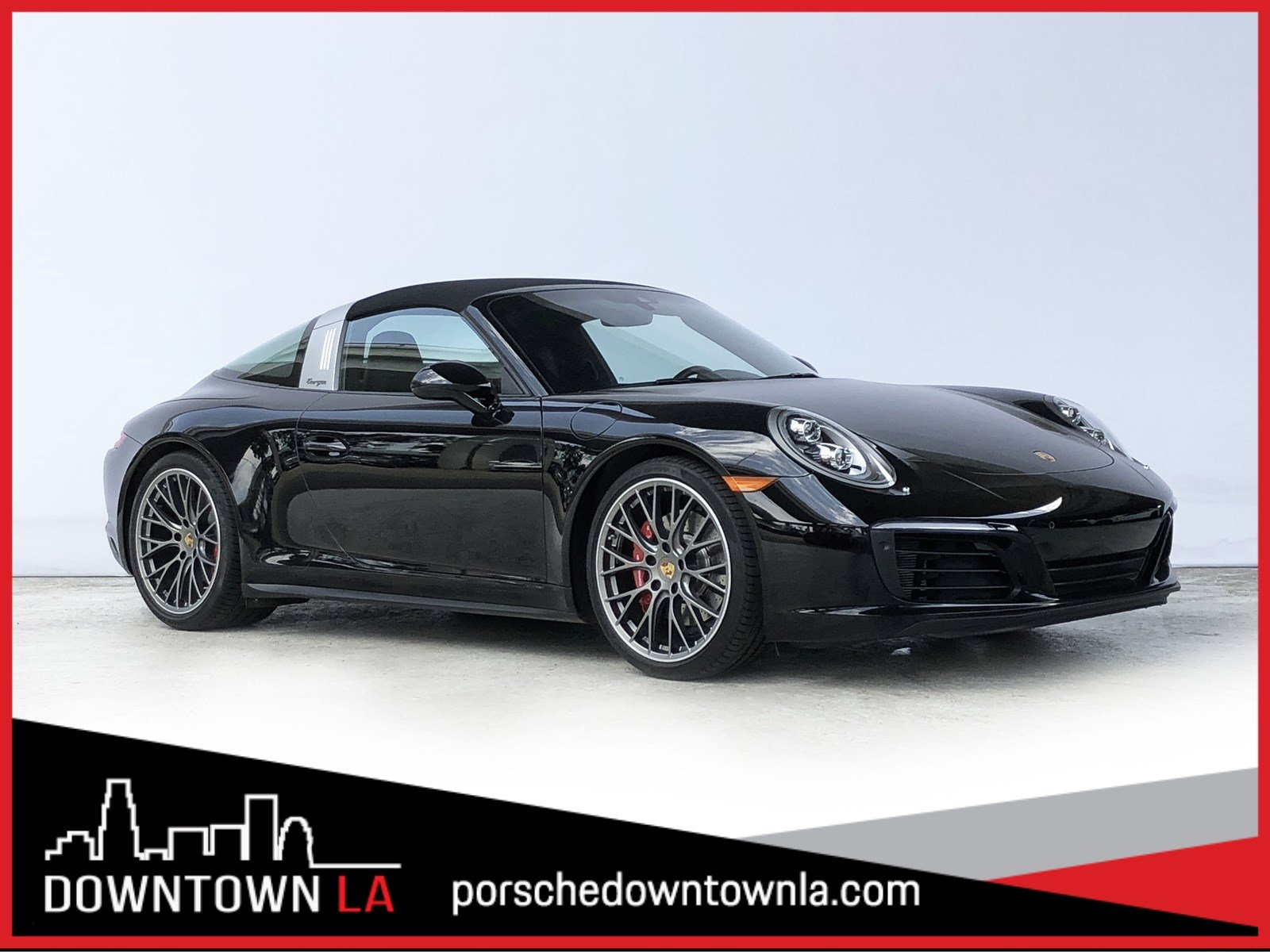 Certified Pre-Owned 2017 Porsche 911 4S AWD