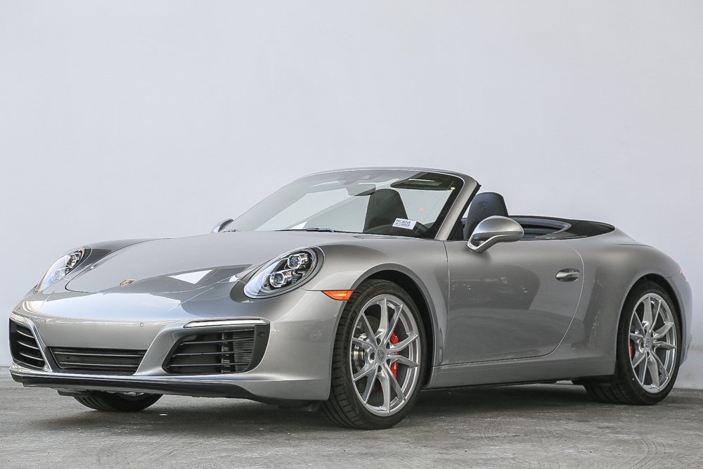 New 2019 Porsche 911 Carrera S