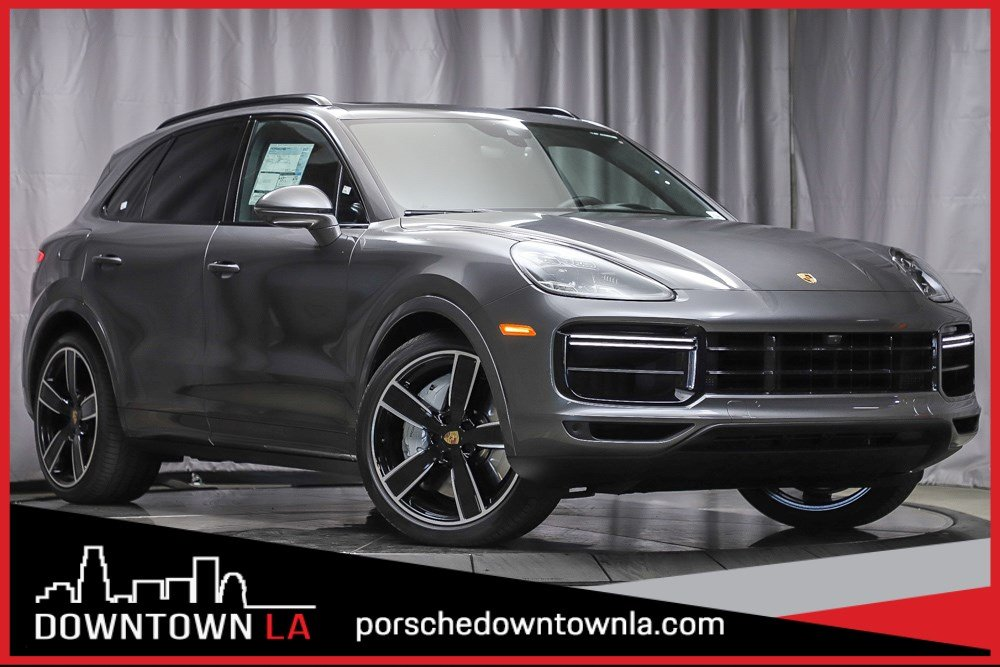 New 2020 Porsche Cayenne Turbo